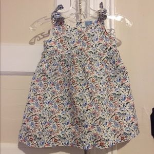 Floral Dress from Baby Gap (18-24M)